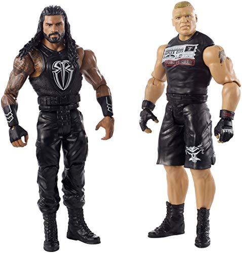 WWE Brock Lesnar vs Roman Reigns 2-Pack