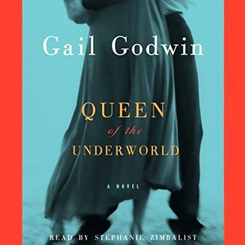 Queen of the Underworld audiobook cover art