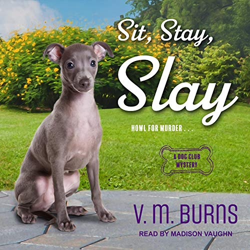 Sit, Stay, Slay Audiobook By V. M. Burns cover art