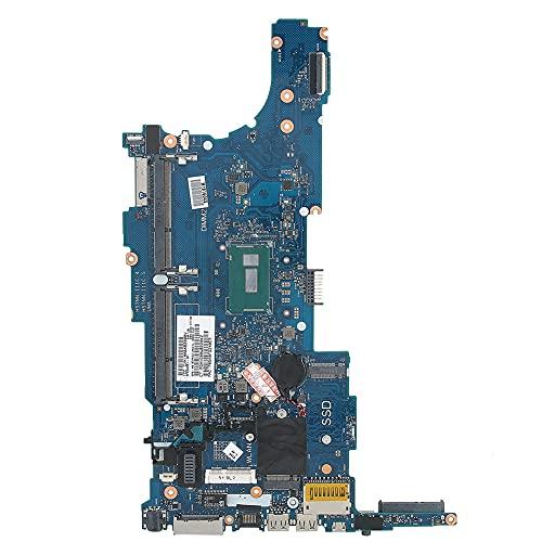 Placa Base desmontada para computadora portátil HP 840 G2,Placa Base Desmontable para computadora portátil ABS Profesional, Pieza de computadora portátil con CPU I5-5200U para reemplazo de PC