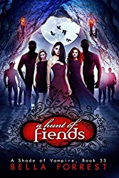 Cover of A Hunt of Fiends