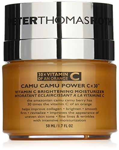 Audio-Technica Peter Thomas Roth Camu Power Cx30 Vitamine C Brightening Serum 50 ml / 1.7oz oordopjes, 2 cm, zwart