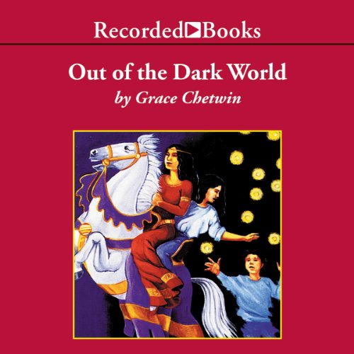 Out of the Dark World audiobook cover art