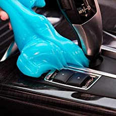 Cleaning Gel for Car, Car Cleaning Kit Universal Detailing Automotive Dust Car Crevice Cleaner Auto Air Vent Interior...