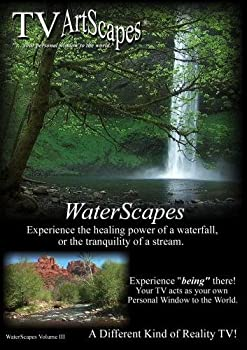 DVD TV ArtScapes - WaterScapes Vol III Book