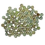 sharprepublic 50 Piezas 22 Mm Canicas de Vidrio Transparente Juego de Niños Florero de Juguete Decoración de Pecera - 90 unids 16mm, Individual