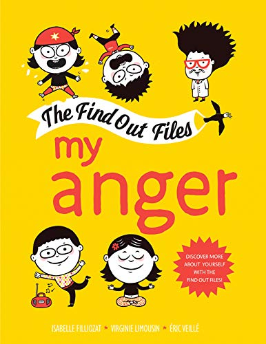 My Anger (The Find Out Files)