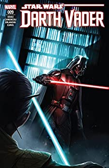 Darth Vader (2017-2018) #9 by [Charles Soule, Francesco Mattina, Giuseppe Camuncoli]