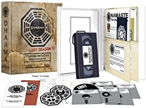 Lost: Comp Fifth Season - Dharma Initiative Kit [Edizione: Stati Uniti] [USA] [Blu-ray]