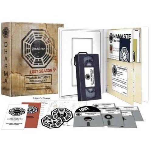 Lost: Comp Fifth Season - Dharma Initiative Kit [Edizione: Stati Uniti]