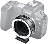 EF-EOS R Auto Focus Lens Adapter Mount for EF/EF-S Lens to Canon EOS R/R5/R6/RP Camera