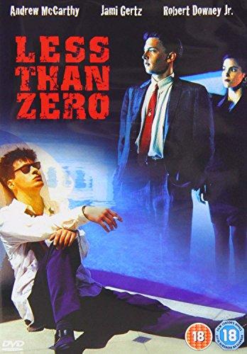 Less Than Zero [Reino Unido] [DVD]