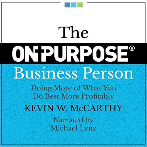 The On-Purpose Business Person cover art