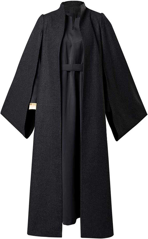 Karnestore Star Wars 8  The Last Jedi Leia Organa Solo Outfit Cosplay Kostüm Damen L