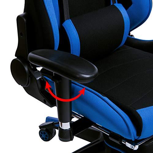 WOLTU® Gamingstuhl Racing Stuhl Bild 4*