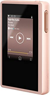 Pioneer XDP-02U(P) Digital Audio Player (High-Res Audio, 16 GB Memory, Dual microSD Card Slot, 15 Hour Playback, WiFi, Blu...