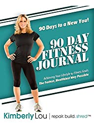 Exercise Journal - 90 Day Fitness