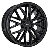 Niche M224 Gamma 19x9.5 5x112 +35mm Gloss Black Wheel Rim 19' Inch