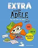 Extra Mortelle Adèle T1 - UNE NUIT CHEZ MA BABY SITTRICE - Tourbillon - 12/06/2019
