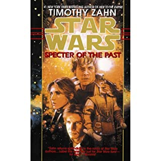 Star Wars: Specter of the Past: The Hand of Thrawn, Book 1 audiobook cover art
