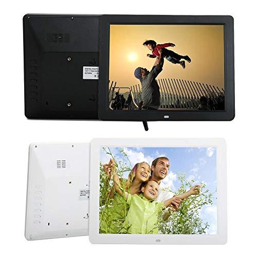 Sommers Laden 12 Zoll HD 800 600 LED Digitaler Bilderrahmen LED-Anzeige Infrarot-Fernbedienung Elektronisches Fotoalbum