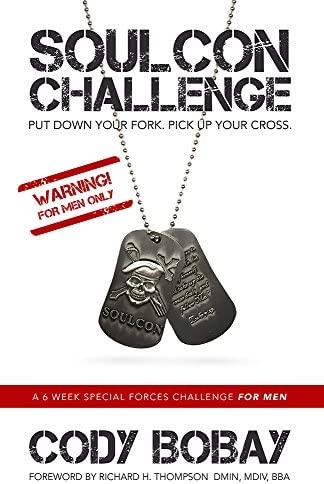 SOULCON CHALLENGE A 6 Week Special Forces Challenge for Men product image
