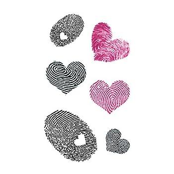 Best heart fingerprint tattoo Reviews