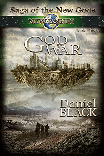 God War (Saga of the New Gods Book 3) (English Edition)