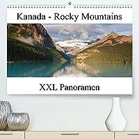 Kanada - Rocky Mountains - XXL Panoramen (Premium, hochwertiger DIN A2 Wandkalender 2022, Kunstdruck in Hochglanz): Impressionen aus den kanadischen Rocky Mountains (Monatskalender, 14 Seiten )