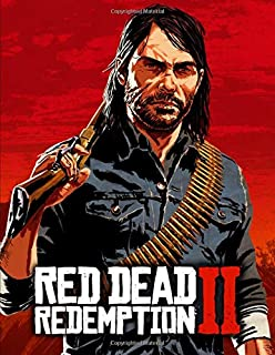 Red Dead Redemption - John Marston Notebook: Wide Ruled Writer's Composition Notebook for School, Office, or Home!