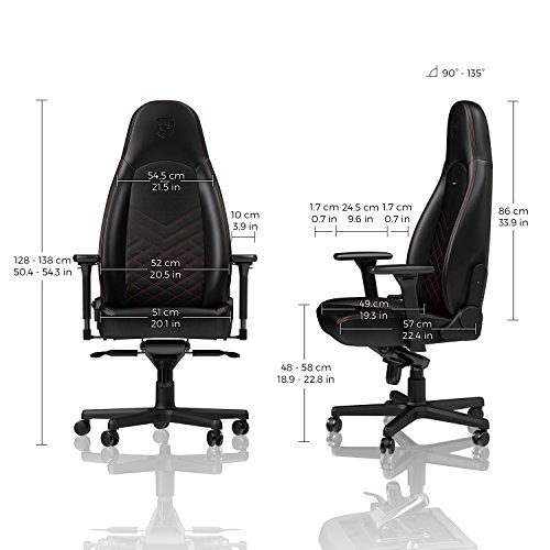 noblechairs ICON Gaming Stuhl - 3