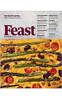 Magazine The Guardian Feast : Top guidelines for spring