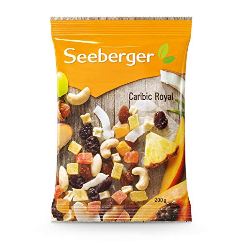 Seeberger Caribic Royal, 12er Pack (12 x 200 g Packung)