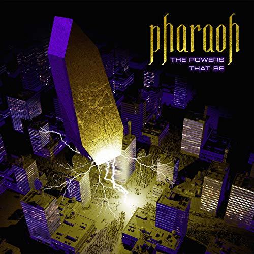 Pharaoh: The Powers That Be (Black Vinyl) [Vinyl LP] (Vinyl)