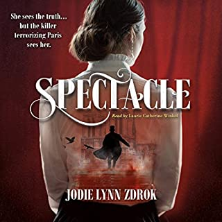 Spectacle audiobook cover art