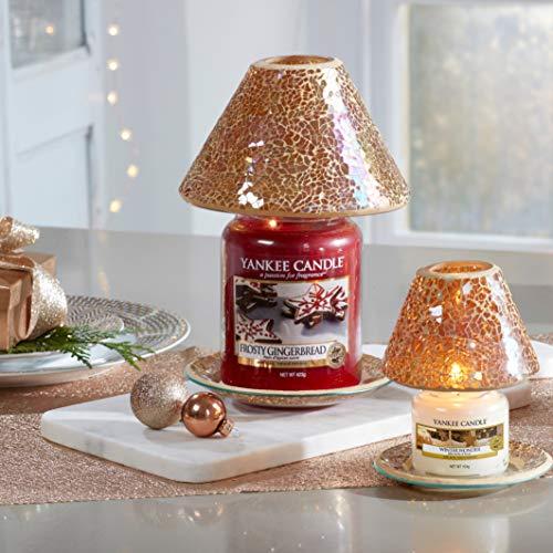 Yankee Candle Candela profumata in giara grande | Pan di zenzero dolce | Durata Fino a 150 Ore