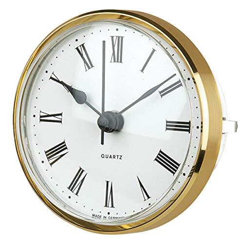 Reloj para Insertar UTS 66 VIP Cuarzo Dorado - Maquinas Reloj Insertos