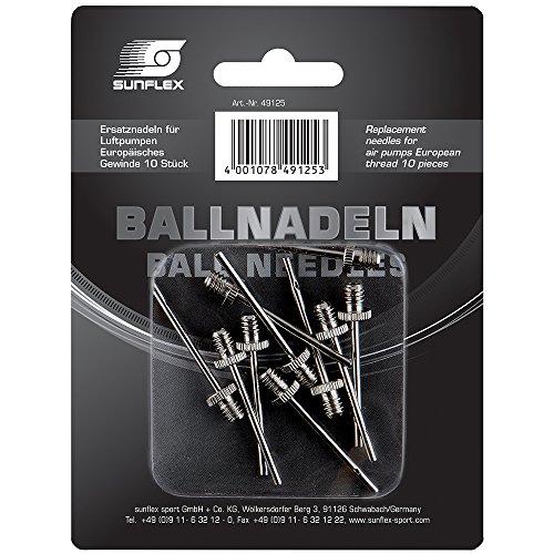 Sunflex Sport Ersatznadeln Needles für Ballpumpen