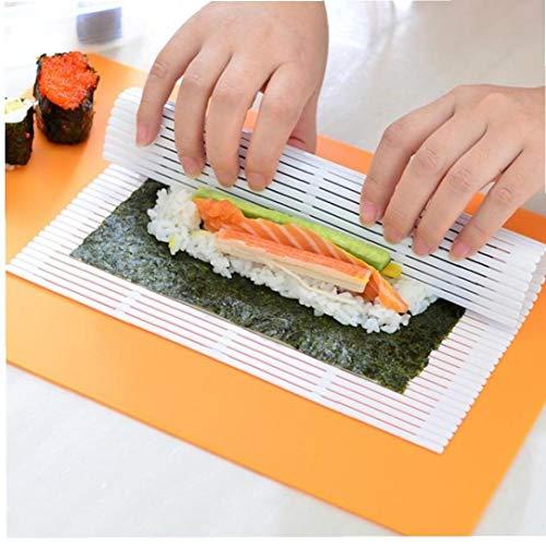 Casecover Cocinar Herramientas Alga Nori para Sushi Comida Japonesa Sushi Nori Maker...