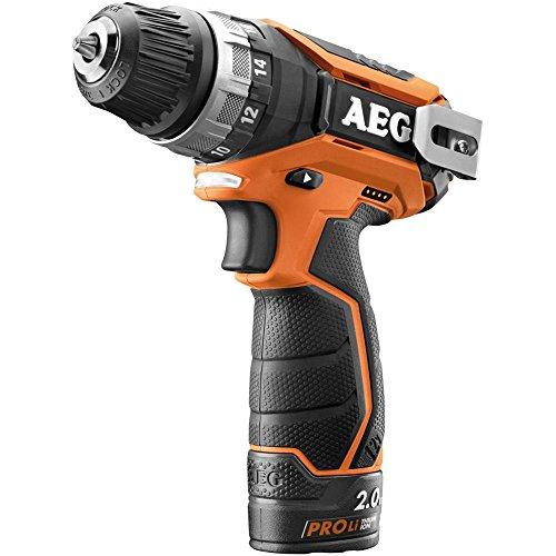 AEG 4935447867 Kompakt-Bohrschrauber, 24 W, 12 V