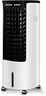 JLFSDB Portable Air Conditioner Mini Air Cooler Compact and Portable, Quiet Three-in-one Evaporative Air Cooler/Humidifier/Fa