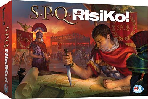 SPQRisiKo – Strategiespiel im Alten römischen Reich – ab 8 Jahren, 6053992