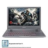 "Samsung Notebook Odyssey Z 15.6"" – Laptop – Intel i7 – 16GB Memory – 256GB SSD – Light Titan"