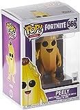 Funko Pop! Games: Fortnite - Peely, Multicolor, Estándar