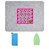 17' x 13.5' Wool Ironing Mat for...