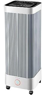 FEI Calefactor La Torre de cerámica, el Uso en el hogar de la Oficina del Espacio oscilante, calienta en Segundos Calentador Personal portátil con termostato Ajustable Corte de Seguridad de inclinac