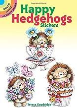 Happy Hedgehogs Stickers (Dover Little Activity Books Stickers) by Teresa Goodridge(2015-10-21)