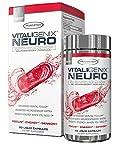 Pre Workout + Neurosensory + Focus | MuscleTech VITALGENIX Neuro | Enhance your Energy + Focus | Preworkout for Men & Women | 60 Capsules (30 Servings)