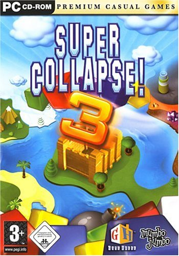 Super collapse! 3 (PC CD)