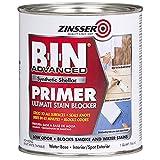 1 qt Zinsser 271009 White Zinsser, B-I-N Advanced Synthetic Shellac...